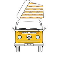 Vw T2 Pop Top Roof Canvasses Proudtopop