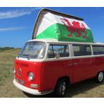 Welsh Flag PopTop