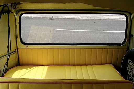 Vw T2 And T25 Interior Door Cards And Seat Covers Proudtopop