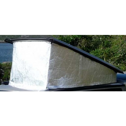 T25 Devon Full Length Side Elevating Pop Top Campervan Insulators