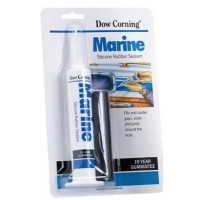 Dow Corning Silicone Rubber Sealant 78g