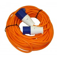 25M Hook Up Lead 16A Cable