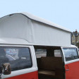 VW T2 Canterbury Pitt PopTop Replacment Canvas