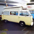 VW T2 Devon 1975 Onwards Pop Top Canvas