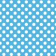 Baby Blue Polkadot Design