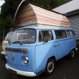 VW T2 Devon Full Length Side Elevating Replacement Pop Top Canvas