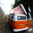 VW T2 Viking Spacemaker Pop Top Canvas