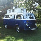 VW T2 Devon Concertina 1968-75 Replacement Pop Top Canvas