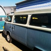 VW T2 Devon 1968-75 Replacement Pop Top Canvas