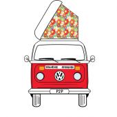 VW T2 Viking Standard Pop Top Canvas