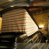 VW T25 Westfalia Rear Hinge Replacement Pop Top Canvas