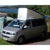 T5 California Rear Hinge Pop Top Campervan Insulators