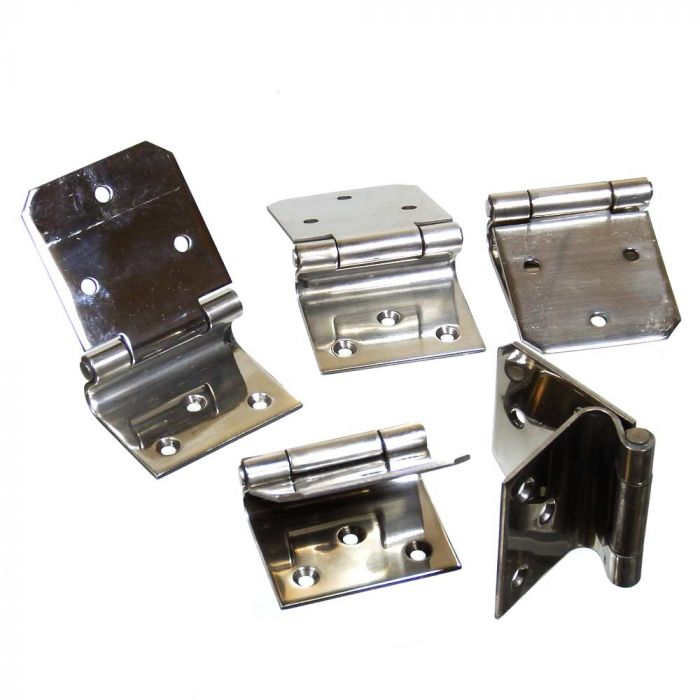 VW T2/T25 Super Viking Replacement PopTop Hinges - 5 Pack