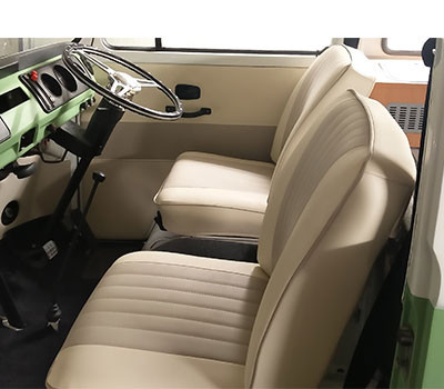 T2 Cab Seat Covers