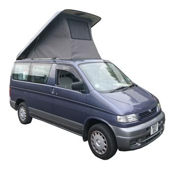 Mazda Bongo Replacement Roof Canvas