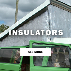 Campervan Pop Top Insulators