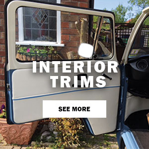VW T2 Door Cards And Interior Trim
