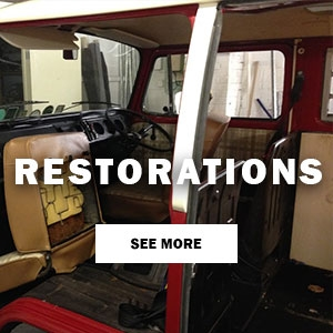 VW T2 Pop Top Renovations