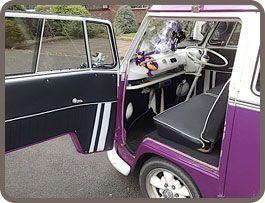 VW T2 Door Cards And Interior Trim